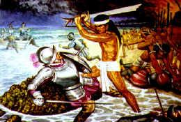 Battaglia di Mactan
