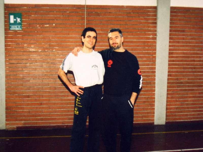 con il M.Maltese nel 1998