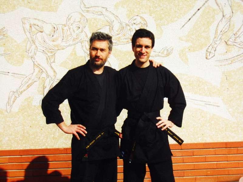 con il M. Maltese nel 1999