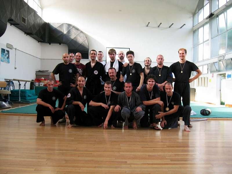 combattimento con il bastone FIDAM (2009)